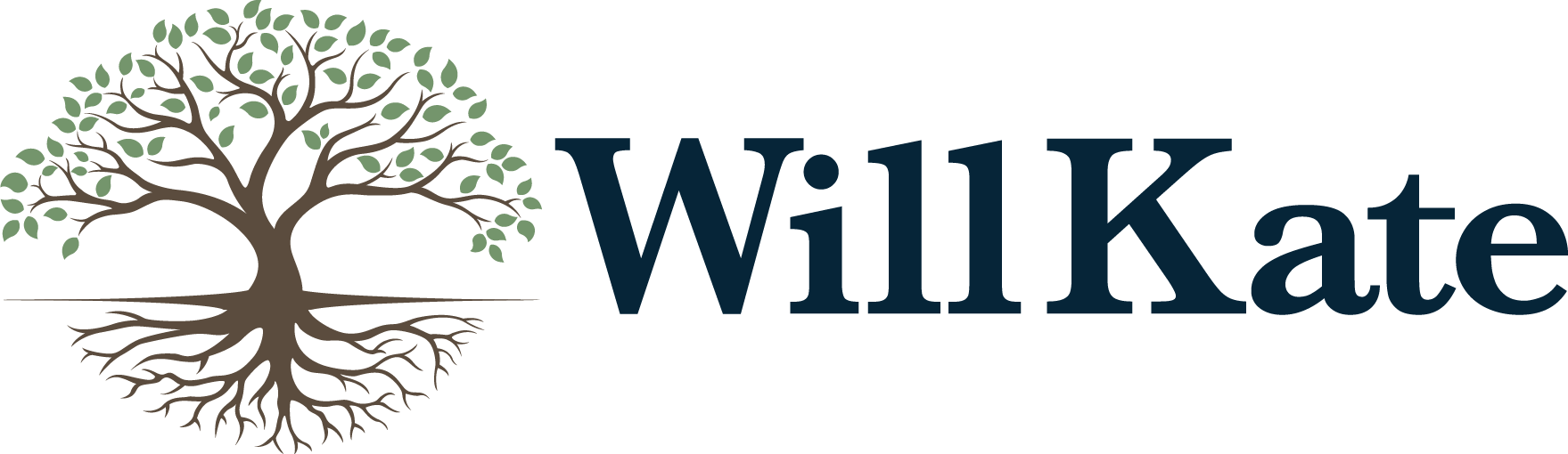 Will Kate horizontal logo