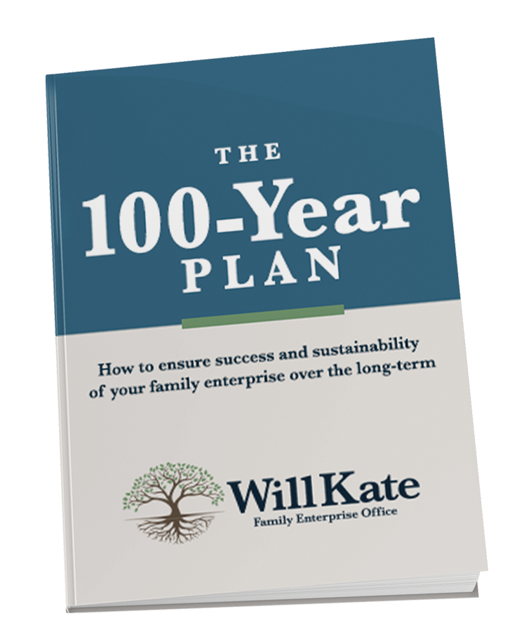 100-year plan book cover